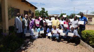 Fin de session de formation des responsables de radios à Garoua
