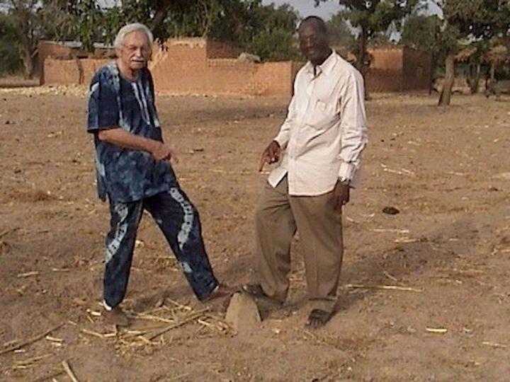 Charles Guillot Ouagadougou